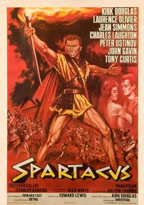 ספרטקוס - כרזה