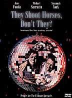 הם יורים גם בסוסים - כרזה