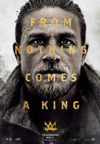 המלך ארתור: אגדת החרב - כרזה
