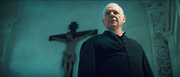 """""""הפולחן"""". אנתוני הופקינס."""