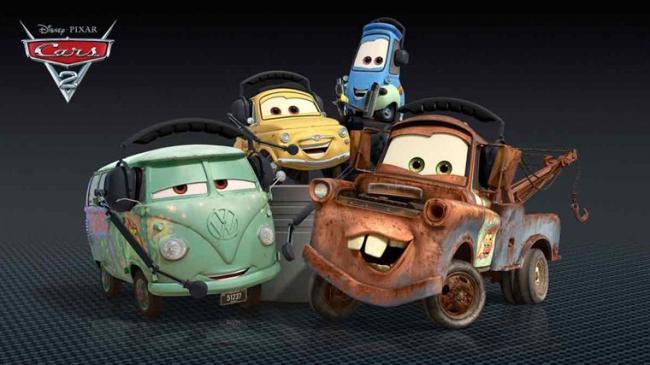 """""""מכוניות 2""""."""