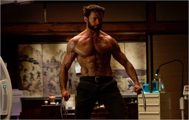 """""""וולברין"""". יו ג'קמן."""