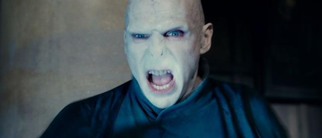 """""""הארי פוטר ואוצרות המוות: חלק שני"""". רייף פיינס."""