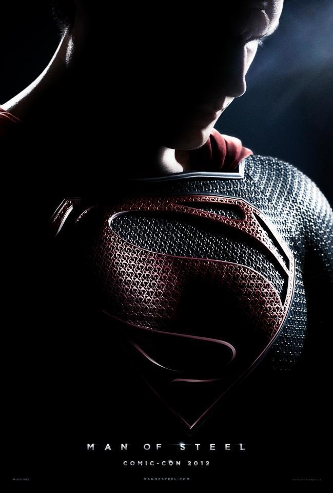 """""""סופרמן: איש הפלדה""""."""