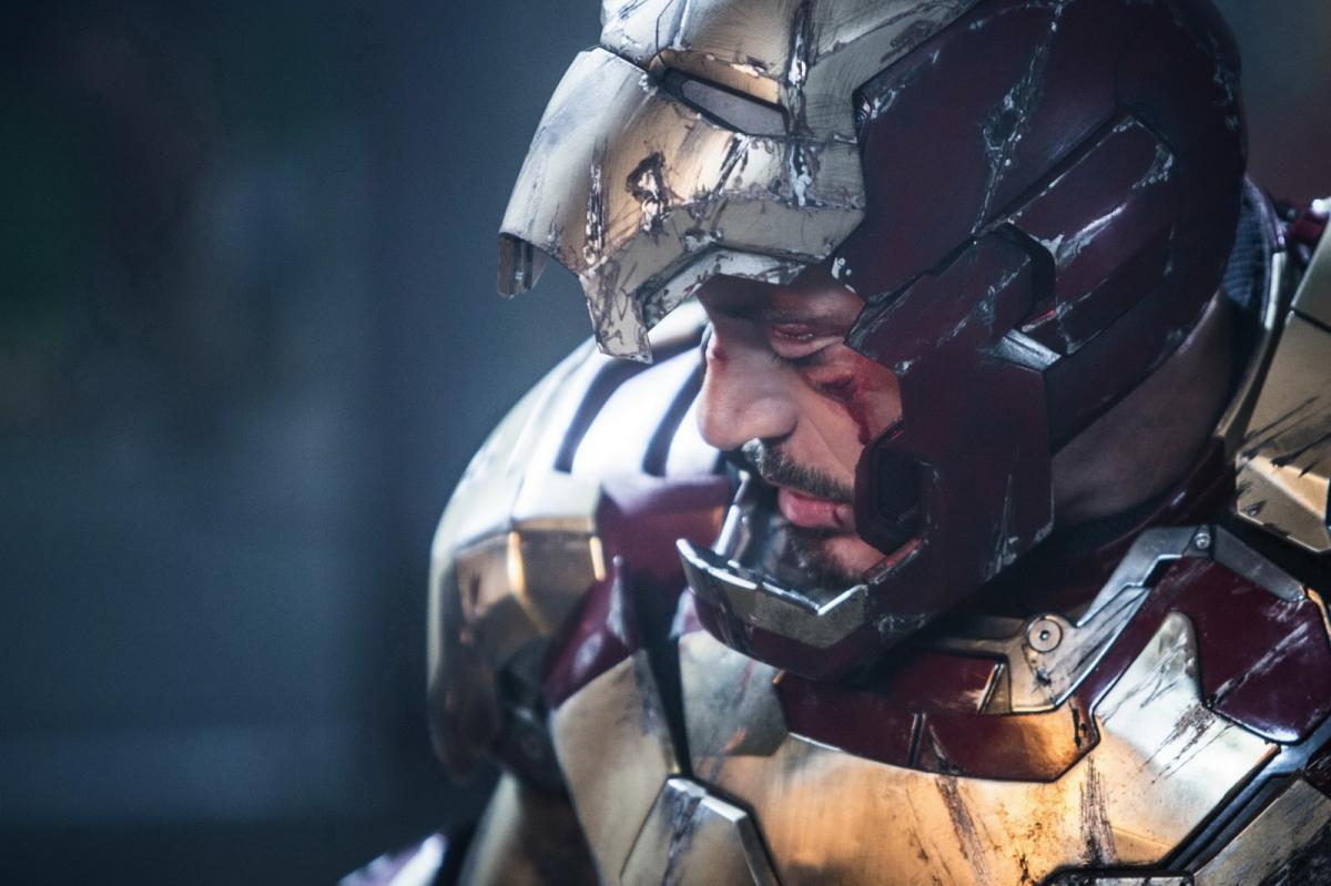 איירון מן 3