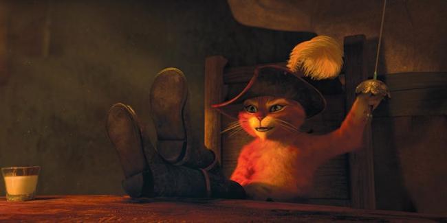 """""""החתול של שרק""""."""