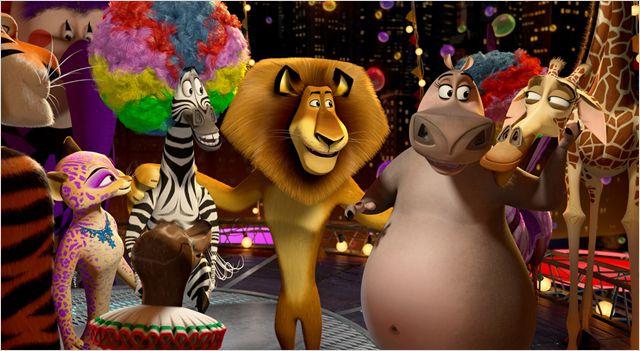 """""""מדגסקר 3""""."""