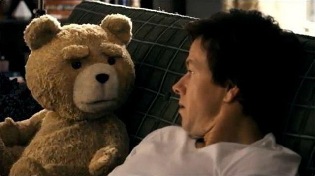 """""""טד"""". מארק וולברג."""
