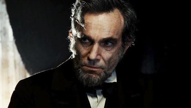 """""""לינקולן"""". דניאל דיי-לואיס."""