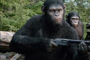 כוכב הקופים: השחר