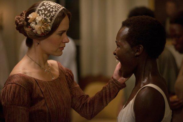 """""""12 שנים של עבדות"""". שרה פולסון."""