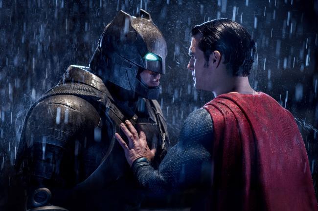 """""""באטמן נגד סופרמן: שחר הצדק""""."""