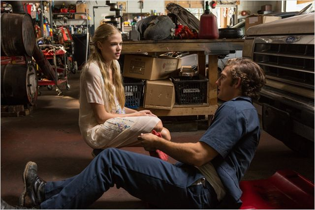 """תמונה של אלכס פטיפר עם גבריאל וויילד מתוך """"אהבה אין סופית"""""""