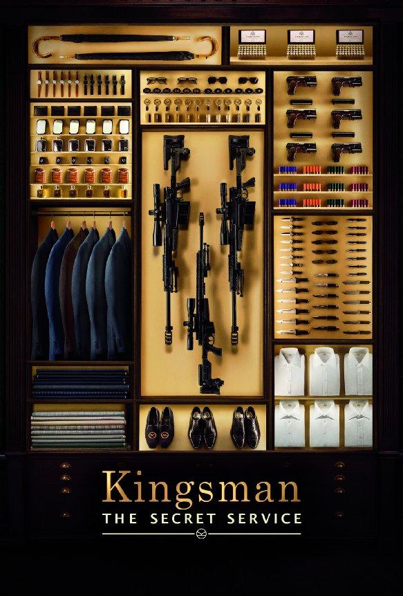 """""""קינגסמן: השירות החשאי""""."""