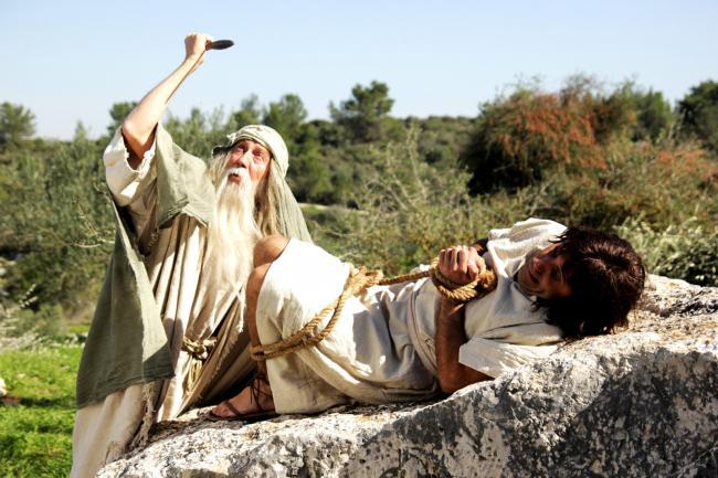 """""""היהודים באים"""". מוני מושונוב."""