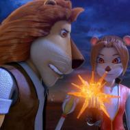 מקס האריה בממלכת הקסמים