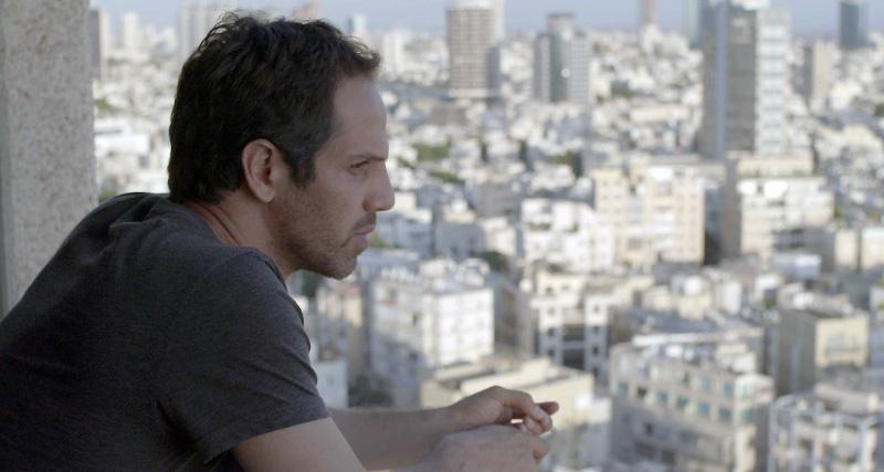 """תמונה של יוסף (ג'ו) סוייד מתוך """"התסריטאי"""""""