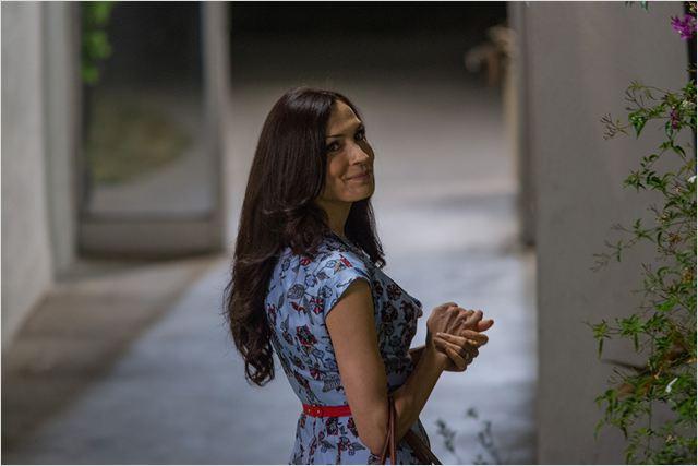 """תמונה של פמקה ג'נסן מתוך """"חטופה 3"""""""