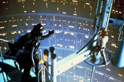 """תמונה של מארק האמיל מתוך """"מלחמת הכוכבים: פרק 5 - האימפריה מכה שנית"""""""