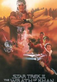 מסע בין כוכבים 2: זעמו של חאן - כרזה