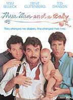 שלושה גברים ותינוקת