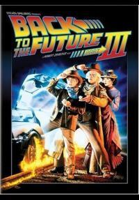 בחזרה לעתיד 3 - כרזה