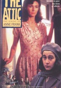 עלית הגג: המסתור של אנה פרנק - כרזה