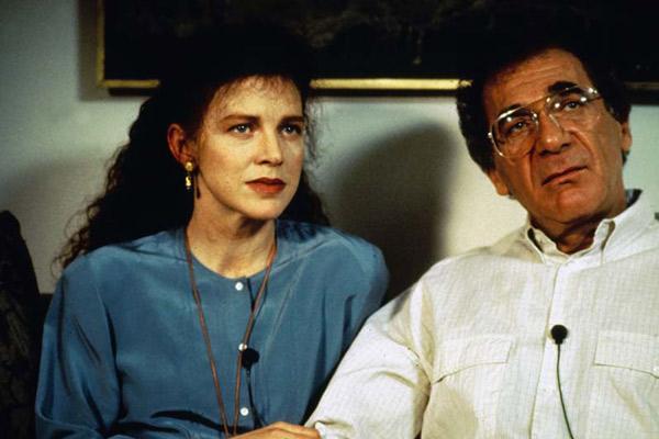 """""""בעלים ונשים"""". סידני פולאק, ג'ודי דייויס."""