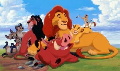 מתוך מלך האריות.