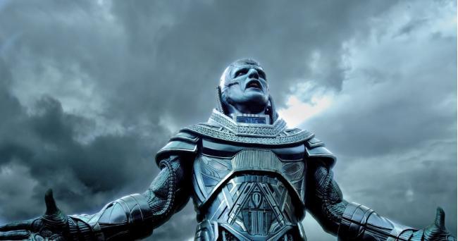 """""""אקס-מן: אפוקליפסה""""."""