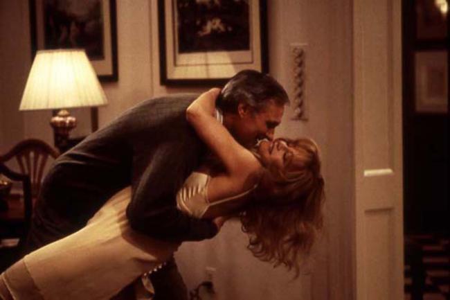 """""""כולם אומרים אני אוהב אותך"""". גולדי הון, אלן אלדה."""