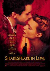 שייקספיר מאוהב - כרזה