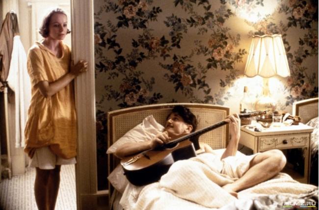 """""""מתוק ומרושע"""". שון פן, סמנתה מורטון."""
