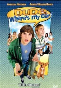אחי, איפה האוטו שלי? - כרזה