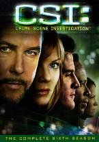 CSI לאס וגאס - כרזה