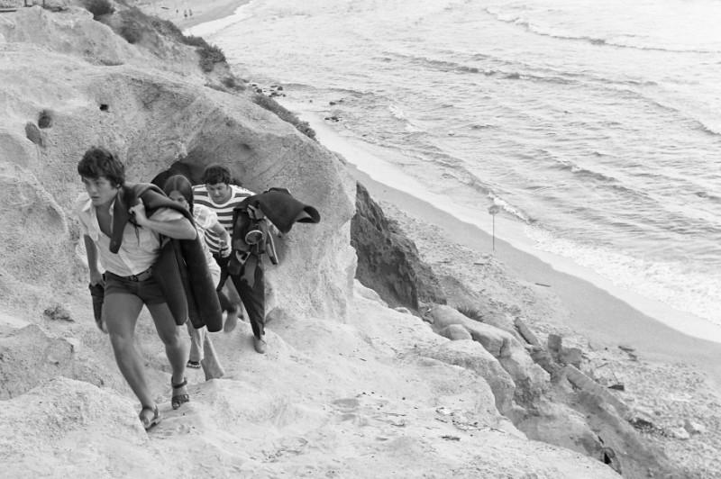 """תמונה של שלמה ארצי מתוך """"חסמבה ונערי ההפקר"""""""