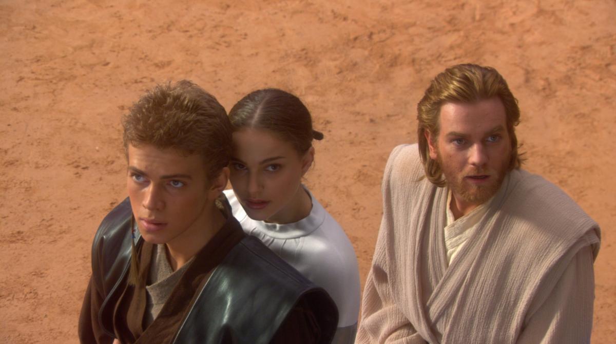 מלחמת הכוכבים: פרק 2 - מתקפת המשובטים