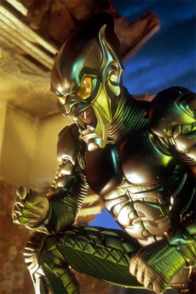 """תמונה של ווילם דפו מתוך """"ספיידר-מן"""""""