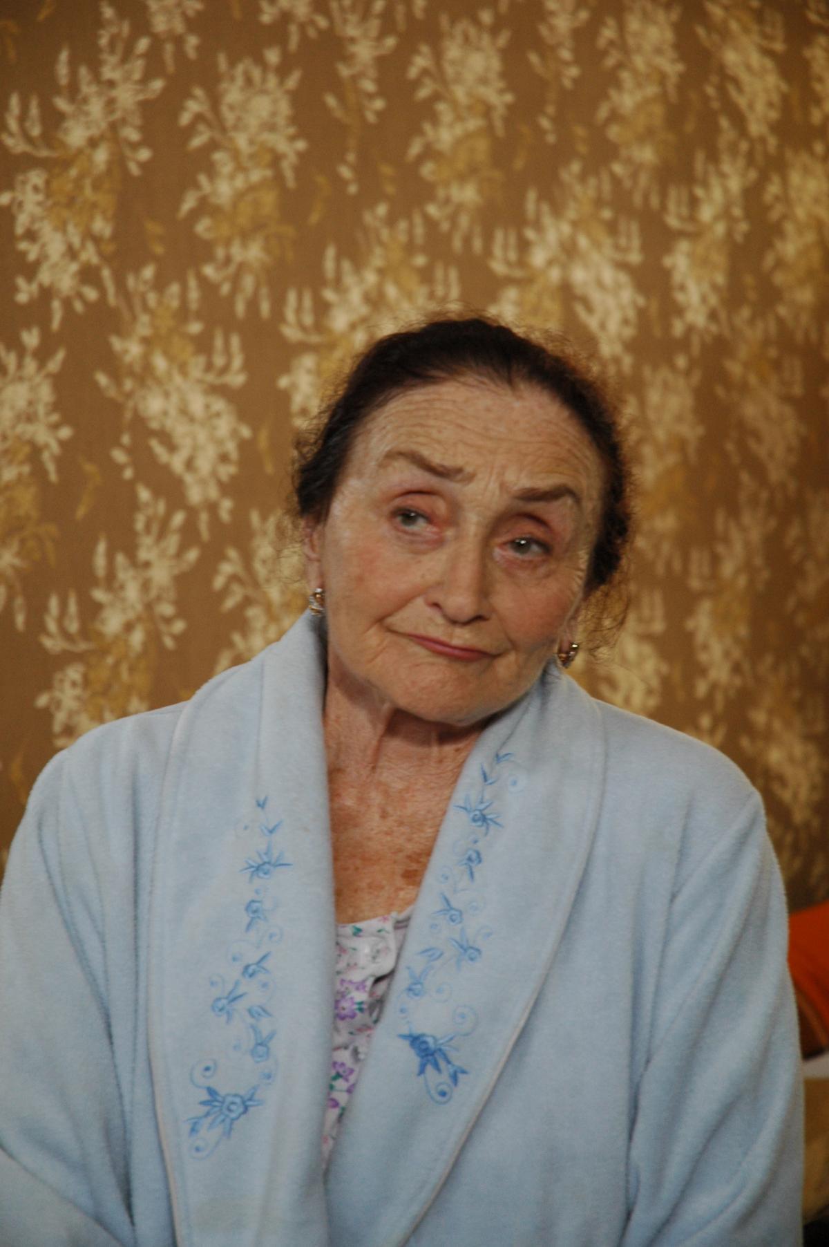 אמא של ולנטינה