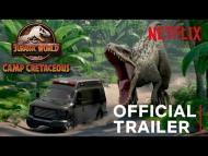 עולם היורה: מחנה הקרטיקון - טריילר