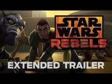 מלחמת הכוכבים: המורדים - טריילר